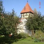 Flurerturm Beilngries Altmühltal